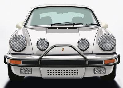 Porsche Rallye