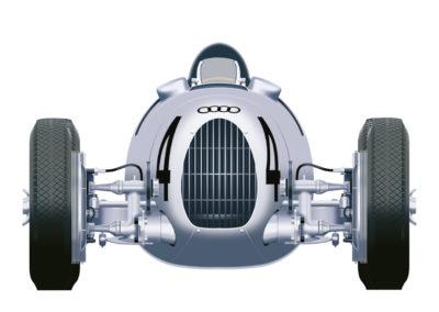 Auto-Union Rennwagen