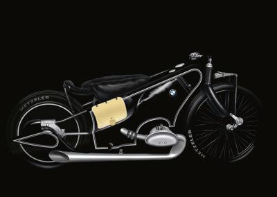 BMW Black Boxer