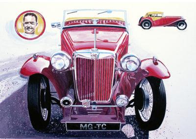 MG Midget TC