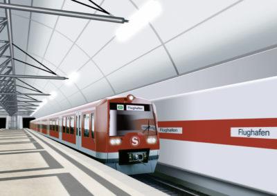 Flughafen S-Bahn