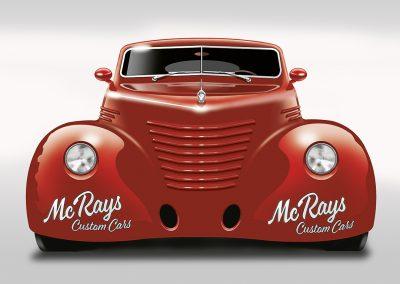 McToys Custom Car
