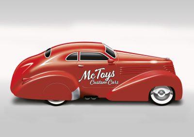 McToys Custom Cars 2